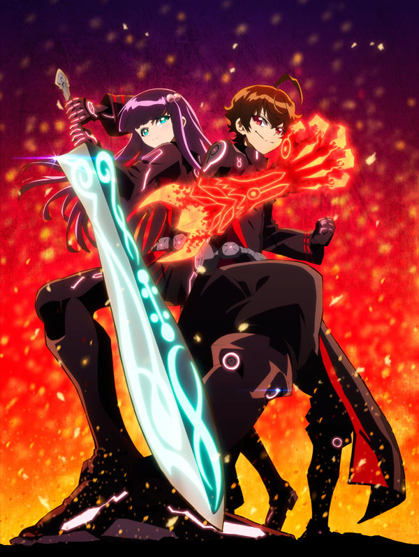 [MANGA] Twin Star Exorcists - Les Onmyôji suprêmes (Sousei no Onmyouji) Twin-star-exorcists-anime