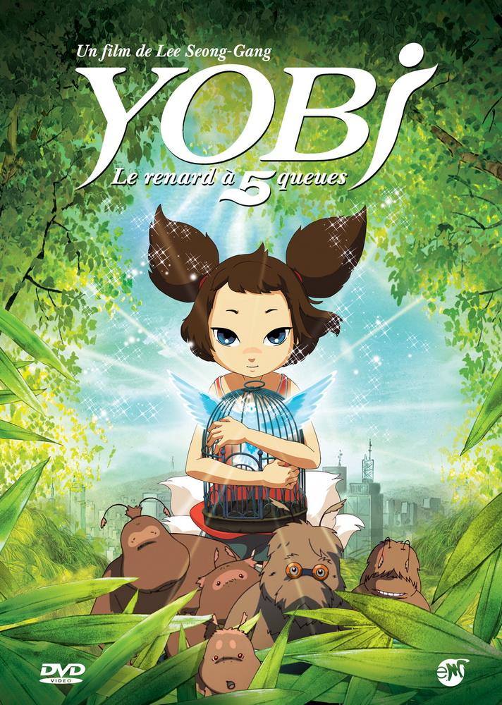 Vos achats d'Otaku et vos achats ...... d'Otaku !!! ;P - Page 3 Yobi_renard_5tetes