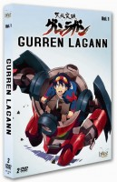 Japan-Expo 2010 .gurren_lagann_vol1_m