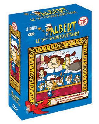 Du cape et d'épée en dessin animé Albert-le-5eme-mousquetaire_2