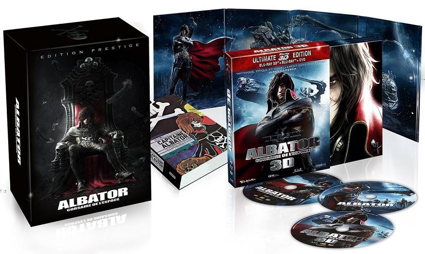 Albator - Corsaire de l'espace en DVD et BR fin avril  Albator-corsaire-espace-ed-prestige2