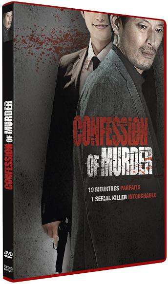 Confession of murder en DVD et Blu-ray Confession-of-murder-dvd