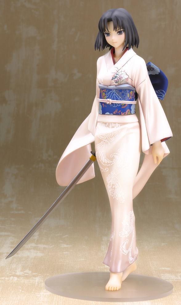 [ANIME/LN] Kara no Kyoukai ~ The Garden of Sinners ~ - Page 2 Garden-of-sinners-shiki-ryougi-kimono-good-smile-company-2