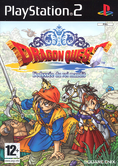 [NEWS] Dragon Quest VII et VIII sur 3DS  Dragonquestroimauditps2