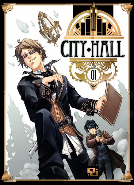 city hall (manga français) City-hall-ankama