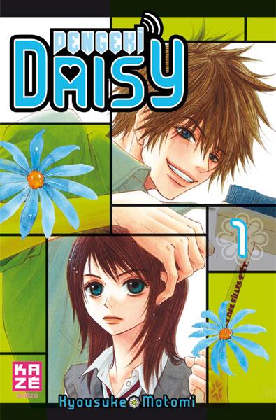 Dengeki Daisy Dengeki-Daisy-kaze-manga-1