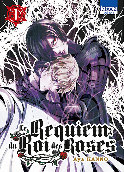 [MANGA] Le Requiem du Roi des Roses (Baraou no Souretsu) ~ Le-Requiem-du-Roi-des-Roses-1-ki-oon