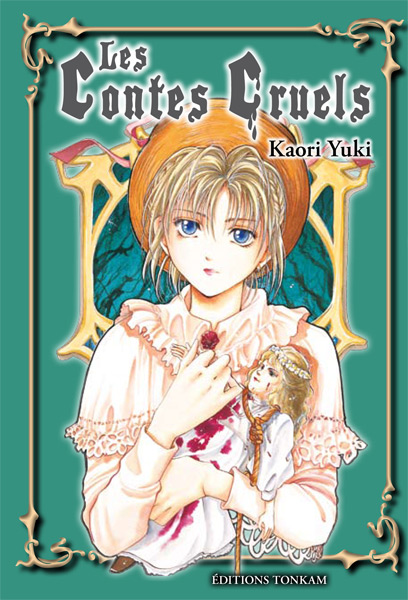 [MANGAKA] Kaori Yuki Contes-cruels