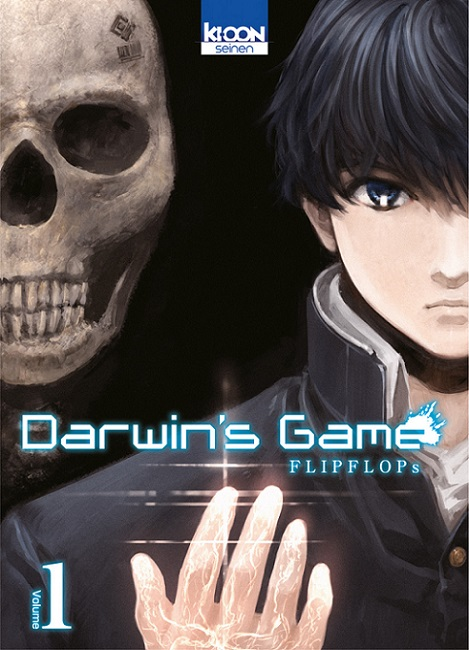 [MANGA] Darwin's Game ~ Darwins-game-1-ki-oon