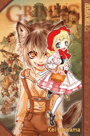 Les Licences Manga/Anime en France - Page 3 Grimms-manga-tokyopop
