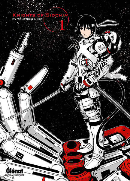 [MANGA/ANIME] Knights of Sidonia (Sidonia no Kishi) Knights-of-sidonia-1-glenat