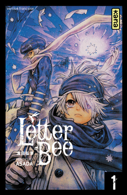 [MANGA/ANIME] Letter Bee / Tegami Bachi - Page 2 Letter-bee-1