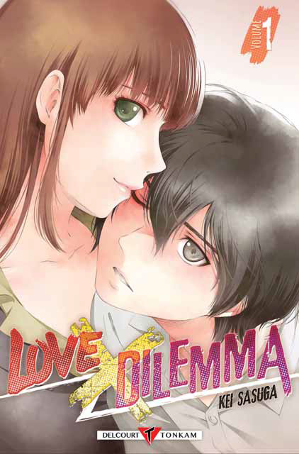 [News] Love X Dilemma chez Delcourt/Tonkam Love-x-dilema-1-tonkam