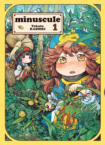 [MANGA] Minuscule (Hakumei to Mikochi) ~ Minuscule-1-komikku