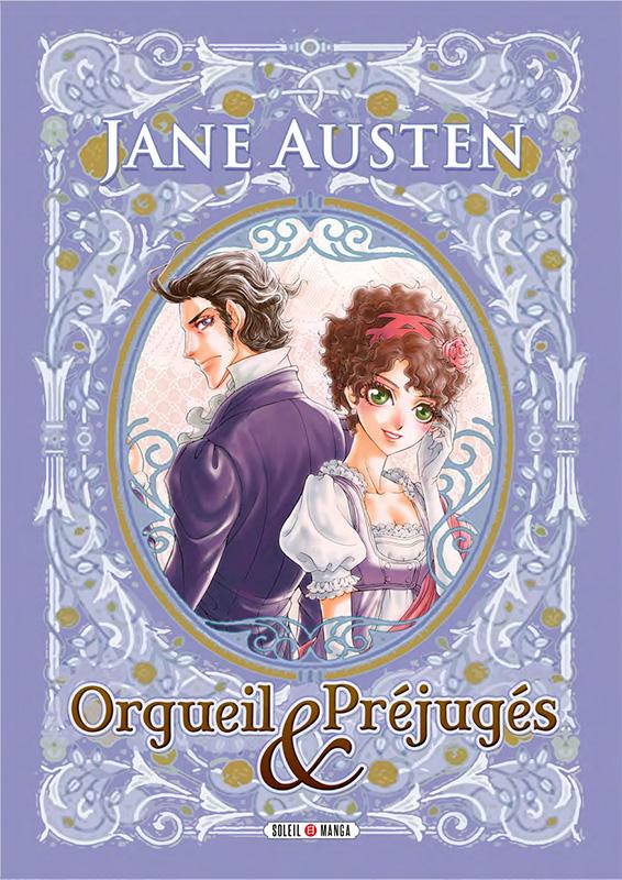 Orgueil et préjugés version manga Orgueil-prejuges-soleil