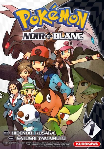 [ANIME/MANGA] Pokémon Best Wishes / Noir et Blanc - Page 2 Pokemon-noir-blanc-1-kurokawa