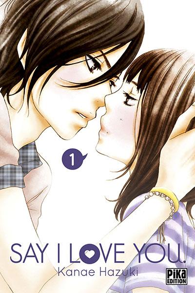 [MANGA/ANIME] Say I Love You (Sukitte Iina Yo) Say-i-love-you-1-pika
