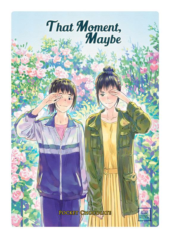 [Manhua] That Moment, Maybe That-moment-may-be-kotoji