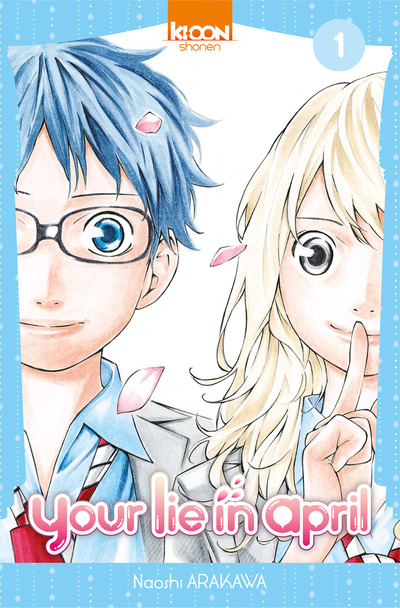 [MANGA/ANIME] Your Lie in April (Shigatsu wa Kimi no Uso) - Page 3 Your-lie-in-april-1-ki-oon