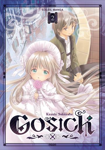 [LN/ANIME/MANGA] GOSICK Gosick-2-soleil