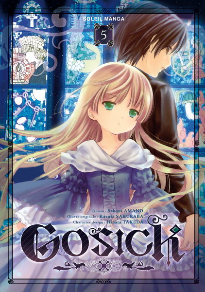 [LN/ANIME/MANGA] GOSICK Gosick-5-soleil