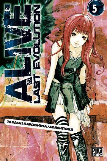 Vos couvertures de mangas préférées ? Alive-last-05