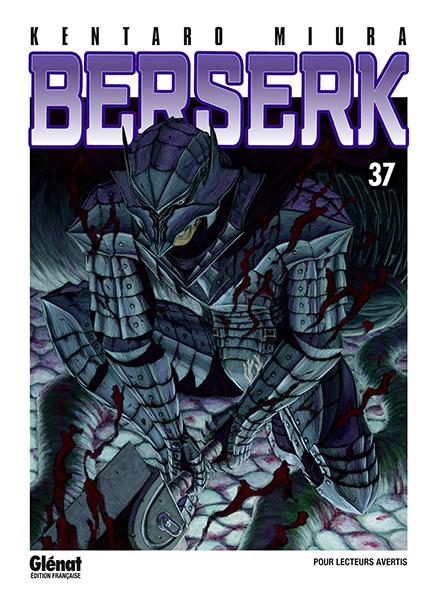 Nos dernières lectures (tome 4) - Page 36 Berserk-37-glenat