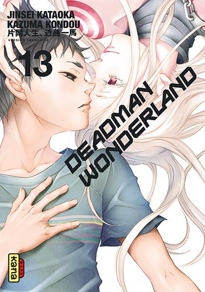 Vos achats d'otaku ! (2015-2017) - Page 5 Deadman-wonderland-13-kana