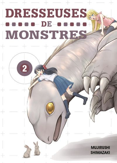 [PLANNING DES SORTIES MANGA] 05 Juillet 2017 au 11 Juillet 2017 Dresseuses-de-monstres-2-komikku