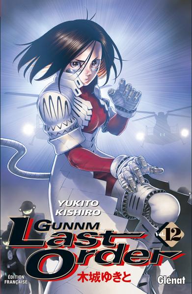 MANGAS Gunnm-last-order-glenat-12