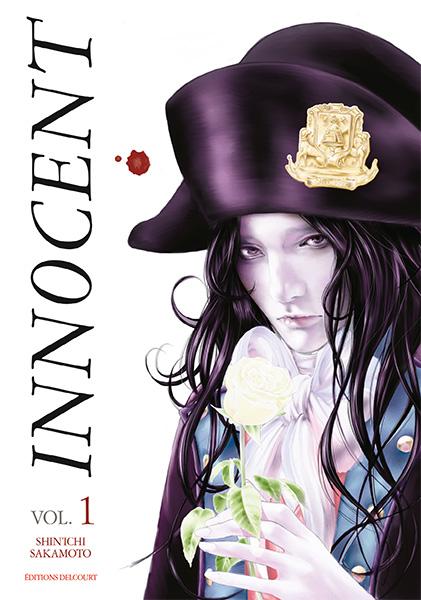 "Manga ""Innocent"" [LO version trash] Innocent-1-delcourt"
