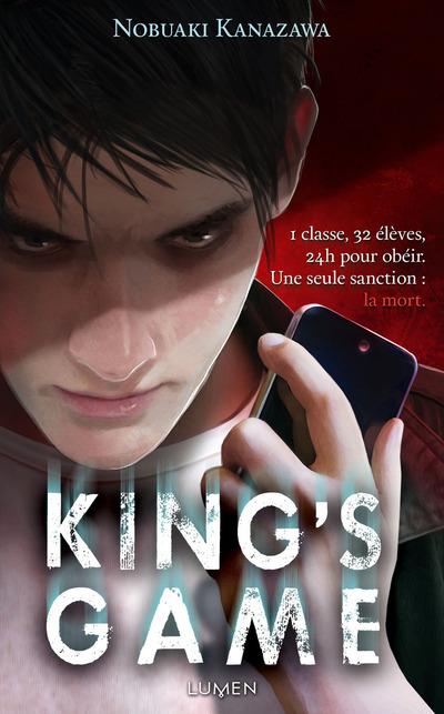 Saga King's Game - Nobuaki Kanazawa Kings-game-roman-1-lumen