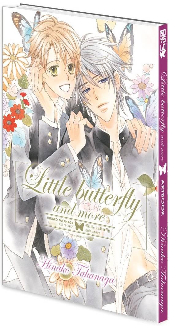 News - Quizz Yaoi/Yuri ! - Page 4 Little-butterfly-more-hinako-takanaga-artbook