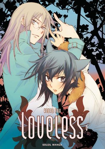 Vos couvertures de mangas préférées ? Loveless_08