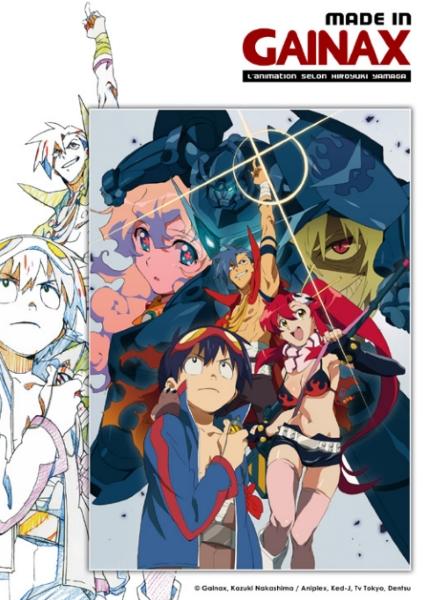 1 - Vos achats d'otaku ! (2015-2017) Made-in-gainax