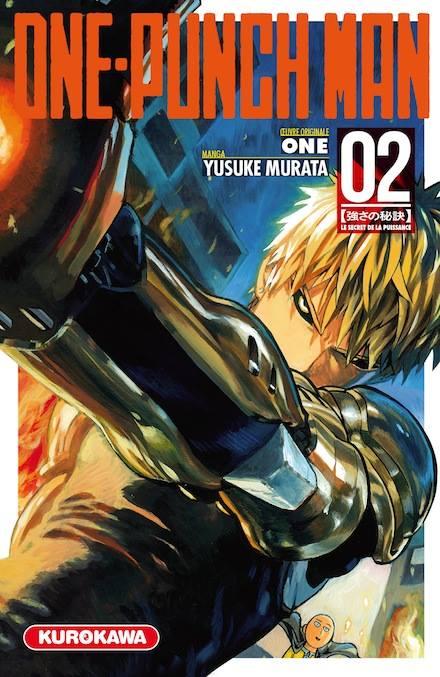 2 - Vos achats d'otaku ! (2015-2017) - Page 13 One-punch-man-2-kurokawa