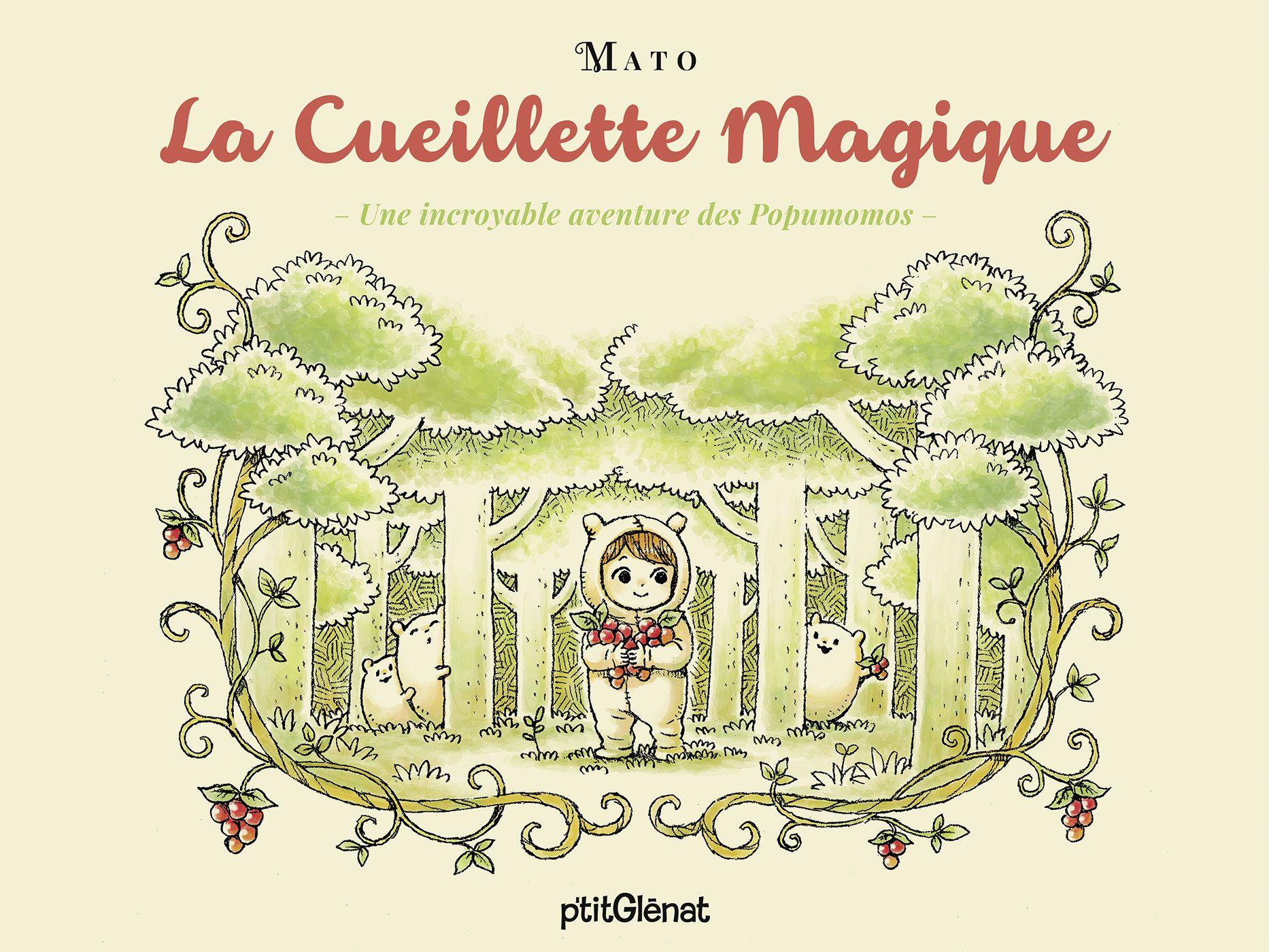 [PLANNING DES SORTIES MANGA] 06 Septembre 2017 au 12 Septembre 2017 Popumomos-la-cueillette-magique
