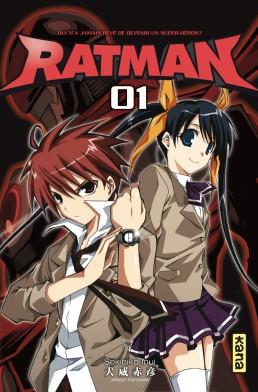 Manga : Ratman  Ratman-1-kana