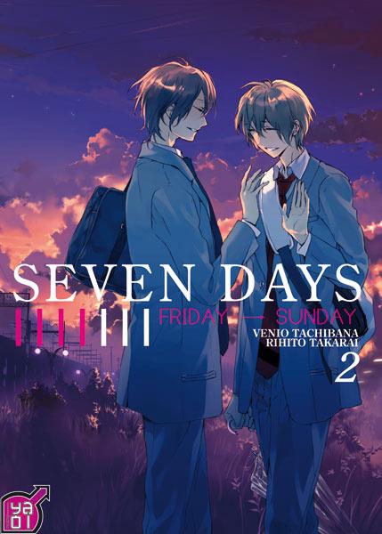Vos couvertures de mangas préférées ? Seven-days-2-taifu