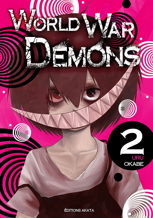 [PLANNING DES SORTIES MANGA] 13 Septembre 2017 au 19 Septembre 2017 World-war-demon-2-akata