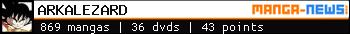 Votre avis sur Saga EX Arkalezard