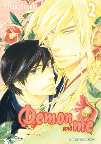 My demon and me [Yaoi] My-demon-and-me-manga-volume-2-simple-42369