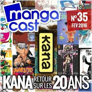 mangacast - [Podcast] Mangacast ~ 20160208_mangacast35_fev16-600-300x300