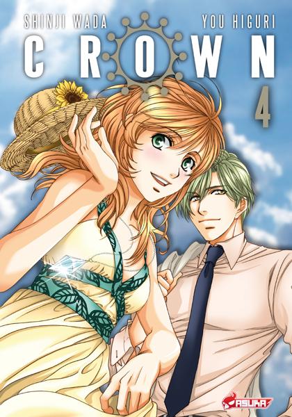 [MANGA] Crown Crown-volume-4