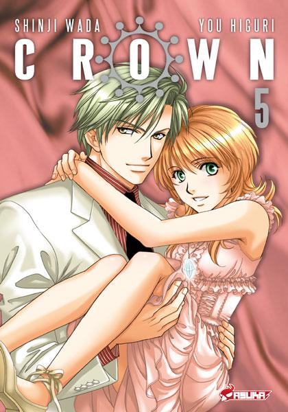 [MANGA] Crown Crown-volume-5