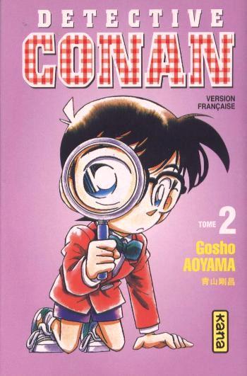 Chasse au trésor Detective-conan-volume-2
