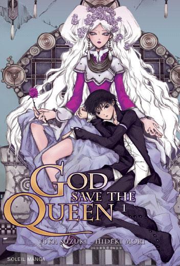 [MANGA] God save the Queen (Joou no Hyakunen Misshitsu) God-save-the-queen-volume-1
