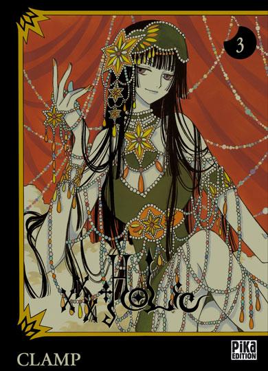 Vos acquisitions Manga/Animes/Goodies du mois (aout) - Page 3 Xxx-holic-volume-3
