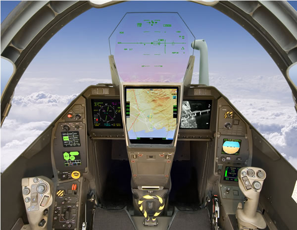خطة شاملة لتطوير القوات الجوية المصرية - صفحة 2 Rafale%20cockpit