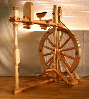 Portable shave horse and lathe designs Robbie-power-lathe